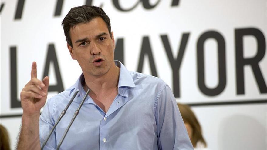 Sánchez visita hoy Cádiz y Málaga en su segunda jornada por Andalucía