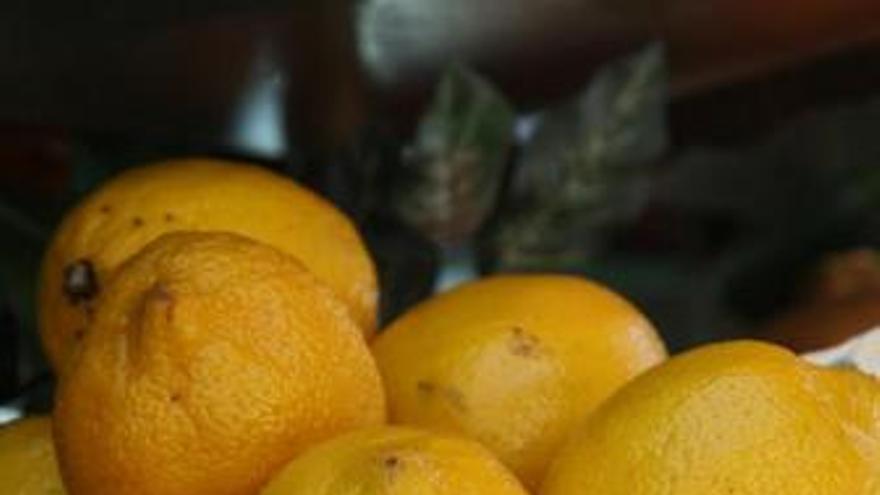Los limones, el aceite de girasol y los pimientos verdes bajan