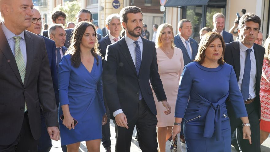 """Casado pide a Sánchez transparencia y no """"ocultar el infierno fiscal"""" con el que cuadrar las cuentas si sigue en Moncloa"""