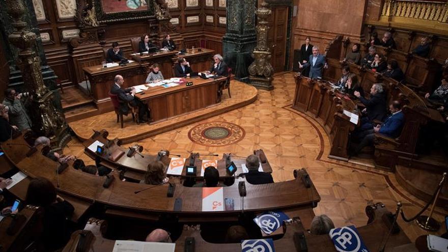 El Ayuntamiento de Barcelona se presenta como acusación popular en las causas del 1-O