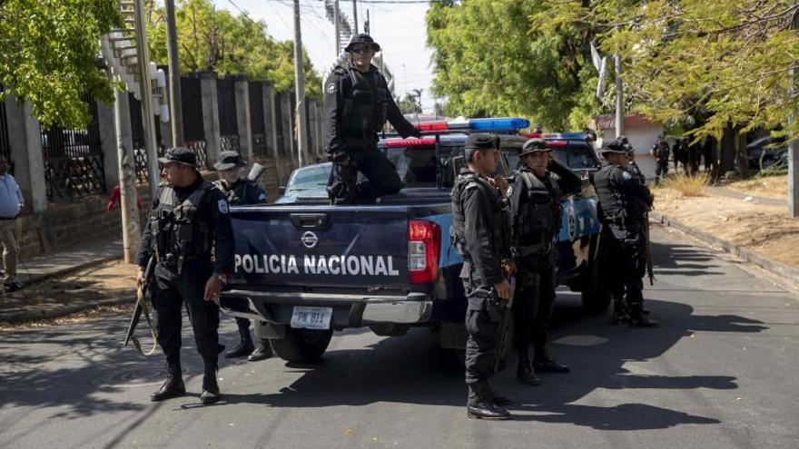 La Unidad opositora reporta 134 detenidos por manifestarse contra Ortega