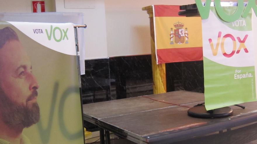 """Renuncian en bloque siete miembros de la lista de Vox en Jerez por """"falta de democracia"""""""