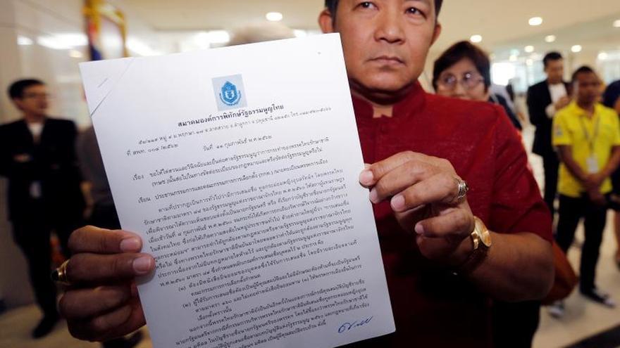 Incertidumbre en Tailandia tras el bloqueo real a la candidatura de la princesa