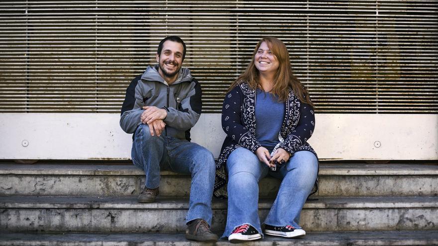 Edoardo y Paula piden el reconocimiento de su derecho a voto