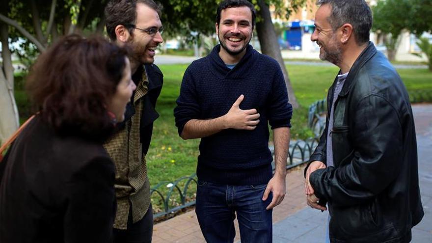 IU Andalucía no teme que se pierda la marca con confluencia con Podemos