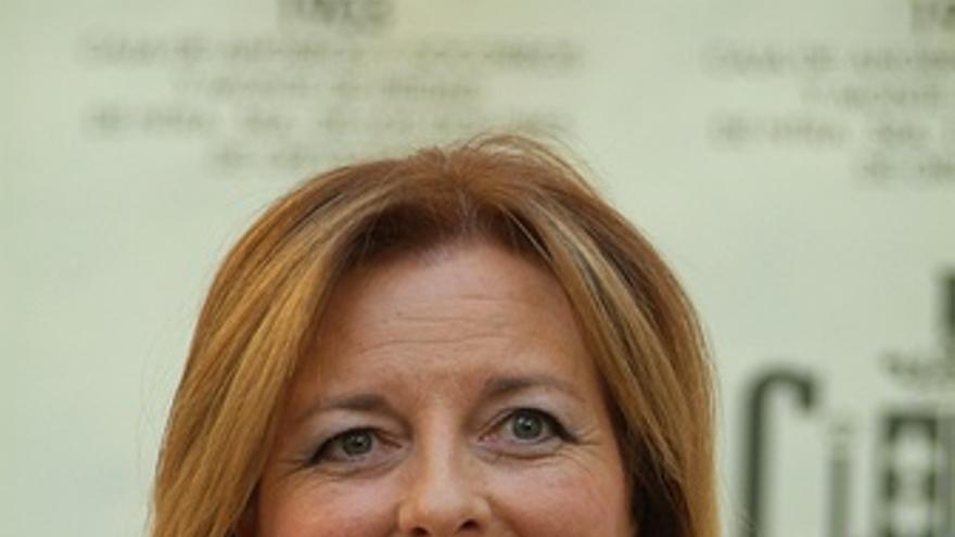 La Directora General De CAM, María Dolores Amorós