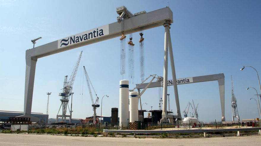 Navantia expresa su satisfacción con la decisión de Pemex, que garantiza más de dos años de trabajo