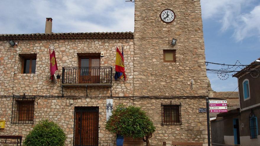 Ayuntamiento de Tébar, Cuenca / Foto: Spaincenter.org