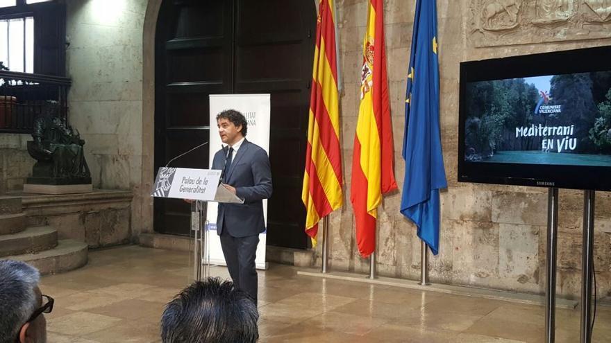 Francesc Colomer, director de la Agència Valenciana de Turisme