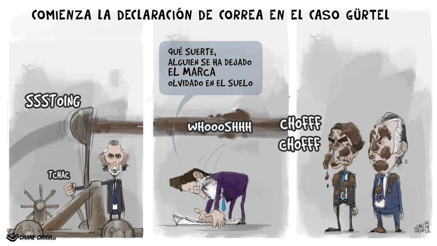 Declara Correa