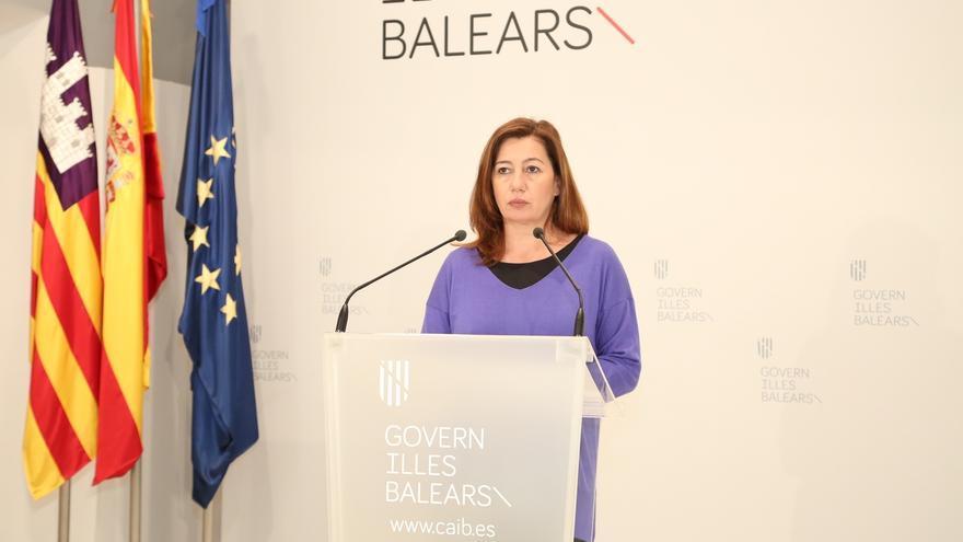 Baleares pide que se abone a las CCAA el 100% de los fondos del sistema de financiación y no el 50%