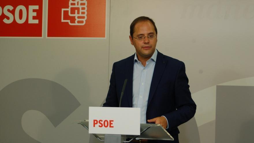 """Luena (PSOE) exige a Artur Mas explicaciones sobre la financiación de CDC """"a lo largo de muchos años"""""""