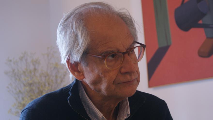 Andrés Rábago, más conocido como El Roto.