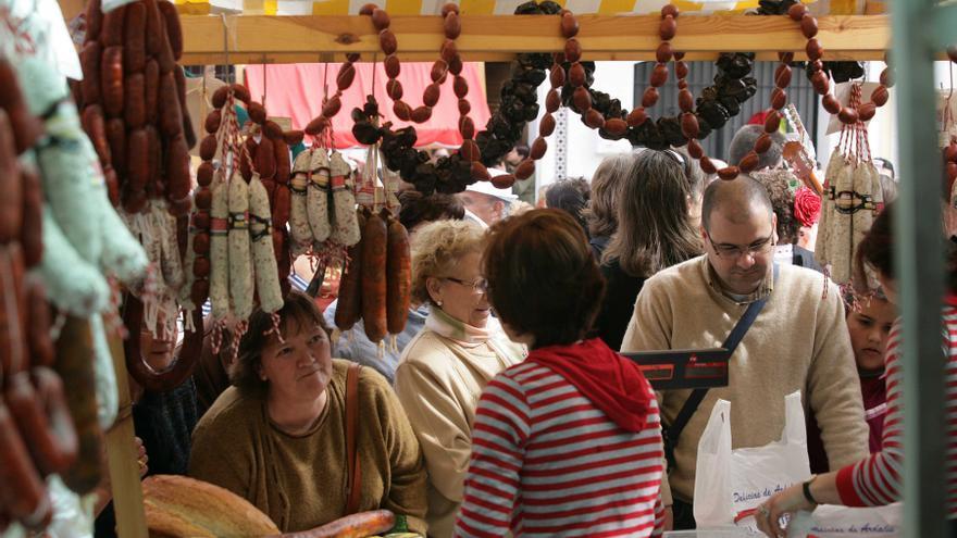 Fiesta de la Chacina, en Benaoján.