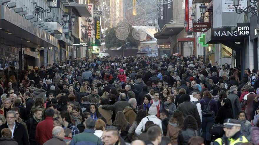 La calle Preciados es la segunda más cara de España
