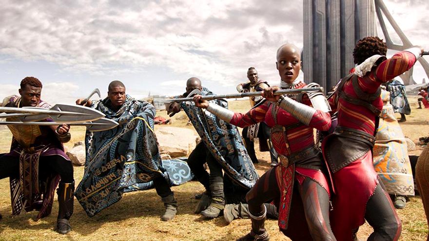 El Reino de Wakanda es uno de los escenarios clave del MCU