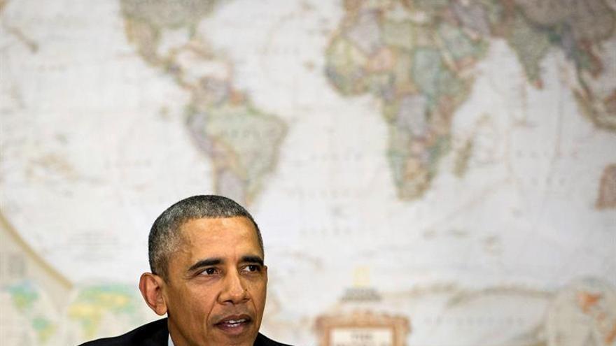"""Obama alerta a Rusia que """"el mundo estará observando"""" el alto el fuego en Siria"""