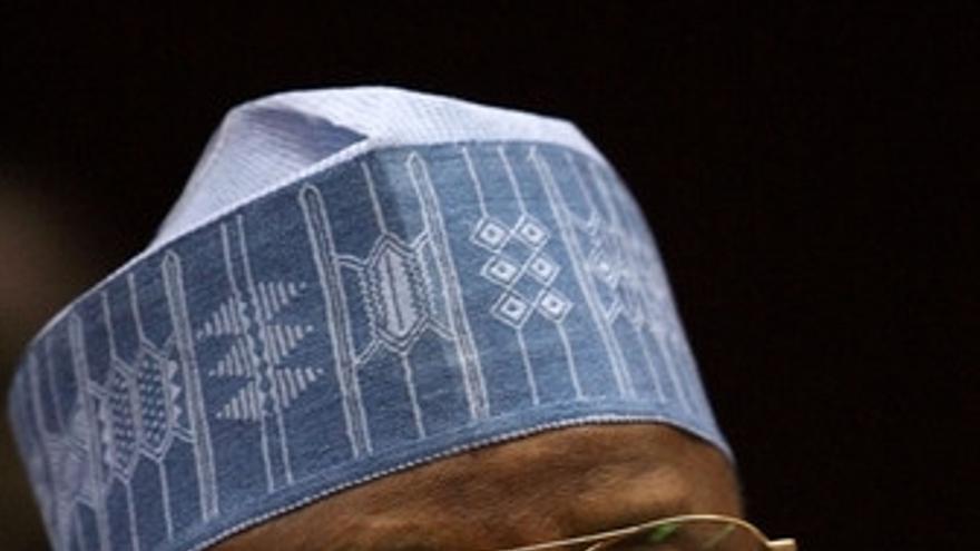 Ibrahim Babangida, dictador de Nigeria