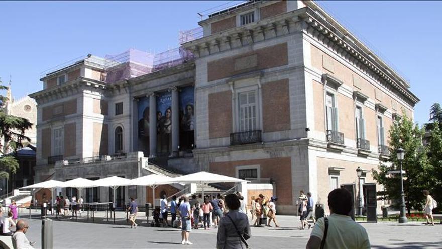 Rajoy preside por primera vez en El Prado una donación de 12 obras