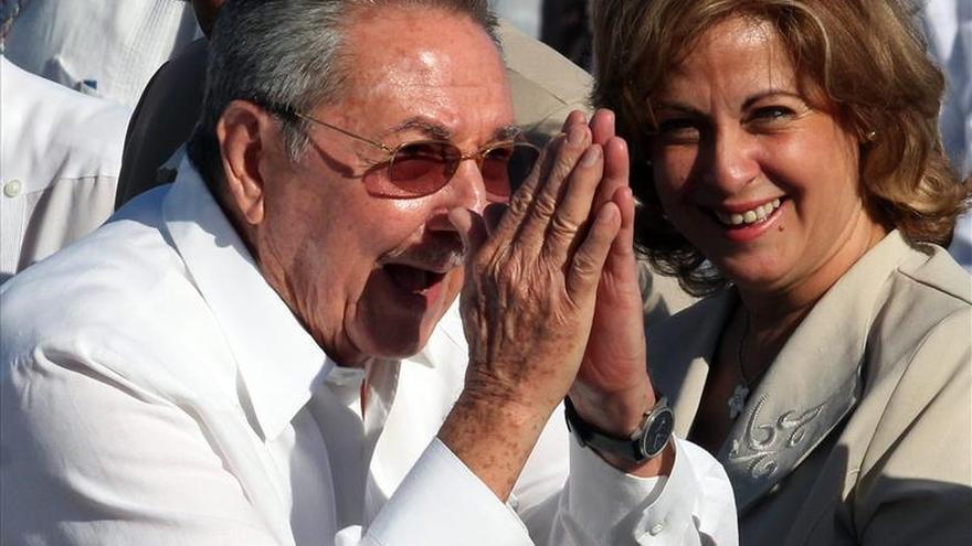 El papa Francisco recibe hoy a Raúl Castro en el Vaticano