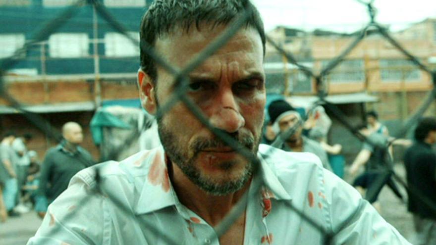 Daniel Grao, en un episodio de 'Perdida'