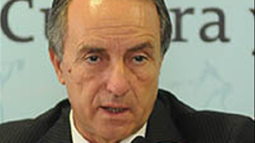 El director general de Deportes, Álvaro Pérez. (CANARIAS AHORA)