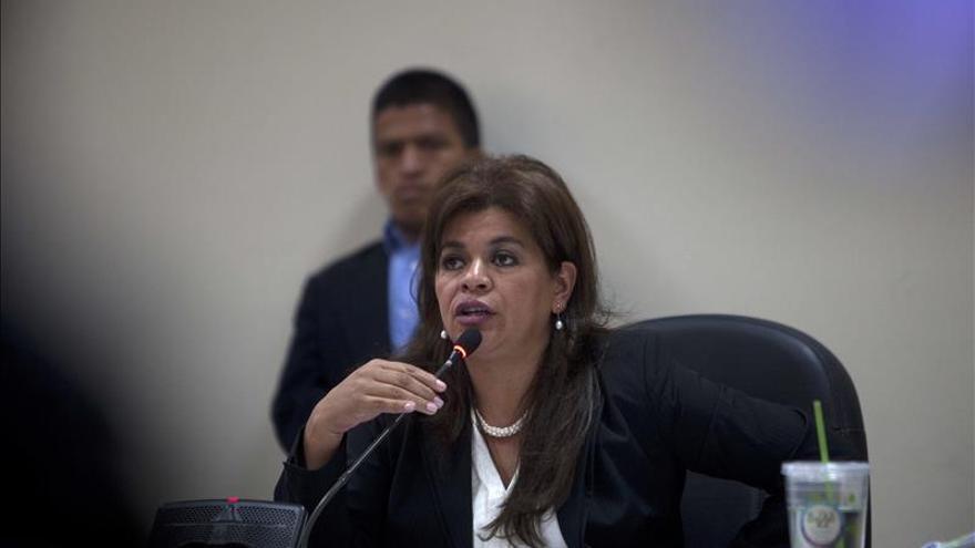 Jueza que retrasó el juicio Ríos Montt es acusada por una comisión de la ONU en Guatemala