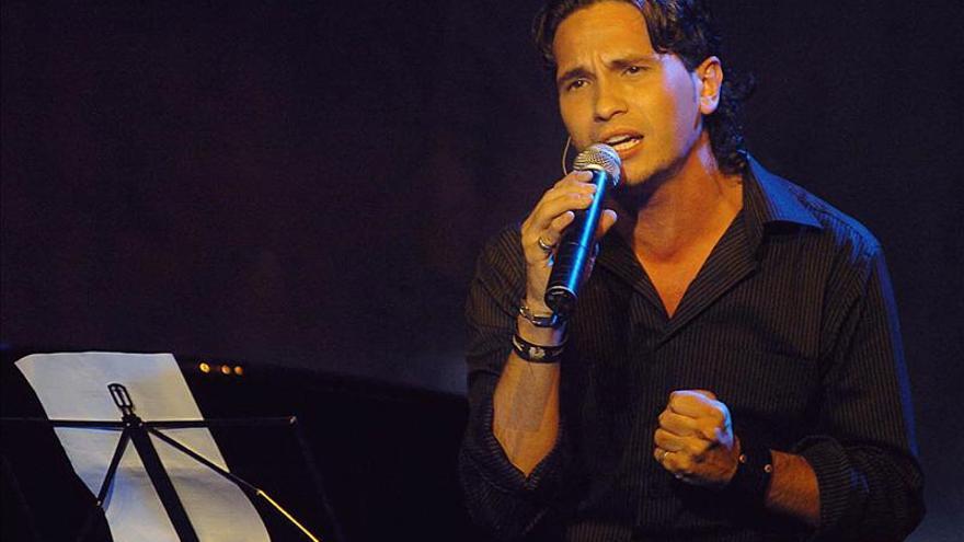 El cantautor español David de María se presentará en un concierto en Cuba