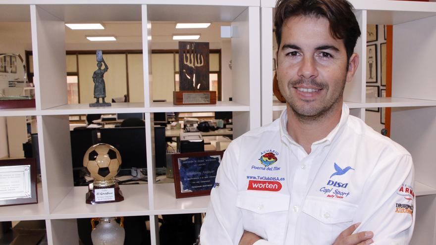 Enrique Cruz, piloto del equipo Copi Sport