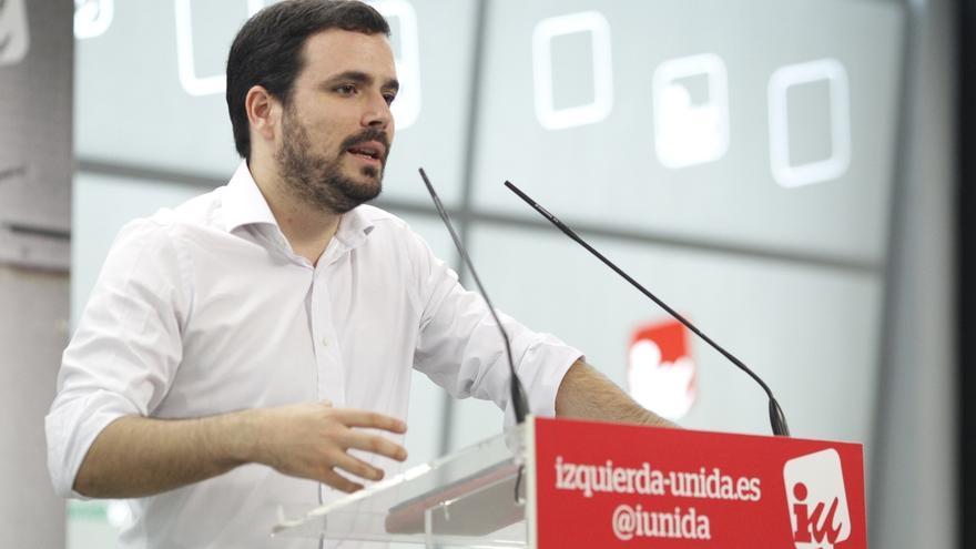Garzón envía una carta a los hombres de IU para pedirles que el 8M garanticen que el protagonismo sea de las mujeres