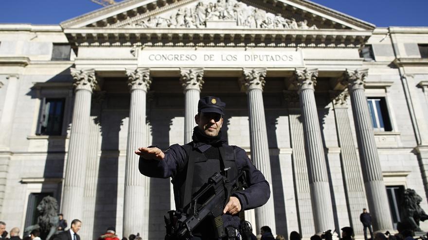El Congreso insta al Gobierno a derogar la 'ley Mordaza' pese a la oposición del PP y la abstención de C's