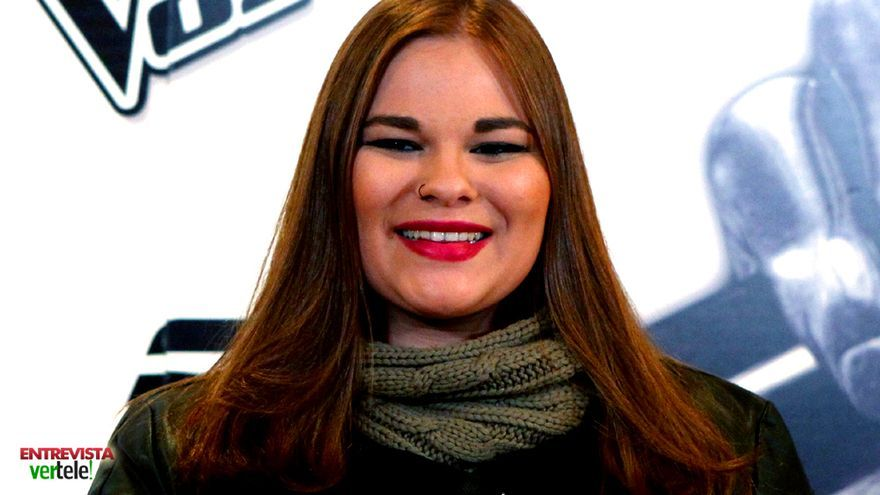 Irene Caruncho, ganadora de 'La Voz 4'