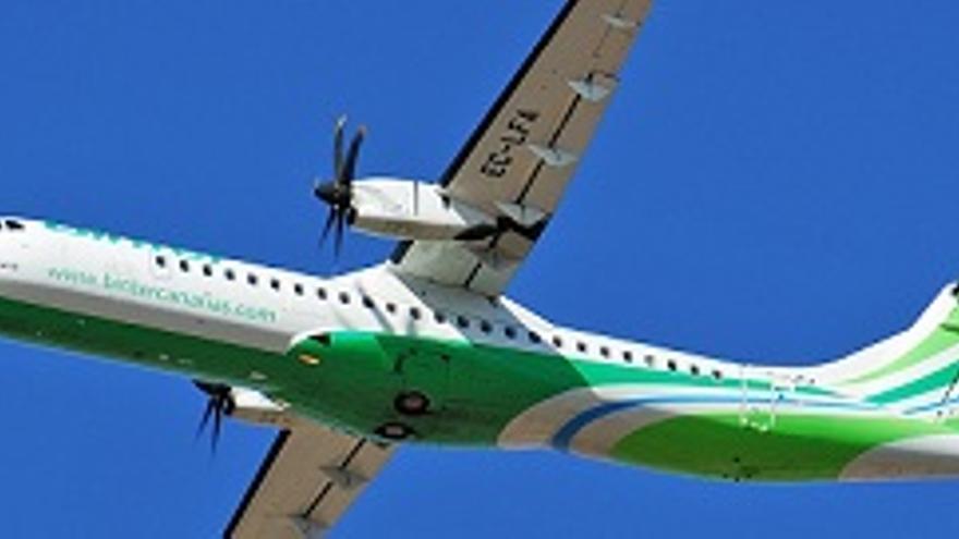 Binter refuerza los vuelos para la Transvulcania