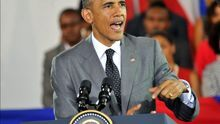 """Obama: """"No descansaremos"""" hasta la liberación de los detenidos en Irán"""