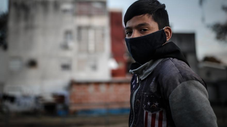 Argentina sufre su peor día de la pandemia con 4.250 casos y 82 muertes más