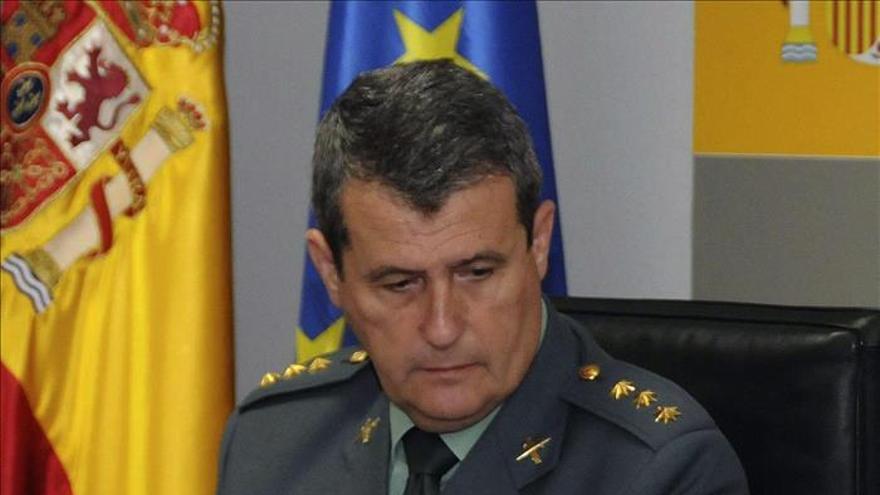 El jefe de la Guardia Civil en Melilla declara mañana por las devoluciones en caliente