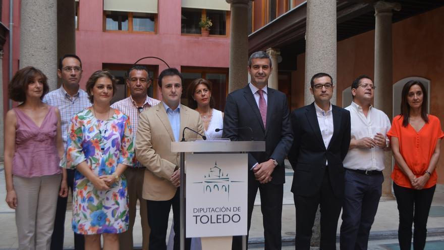 Balance de legislatura de la Diputación de Toledo