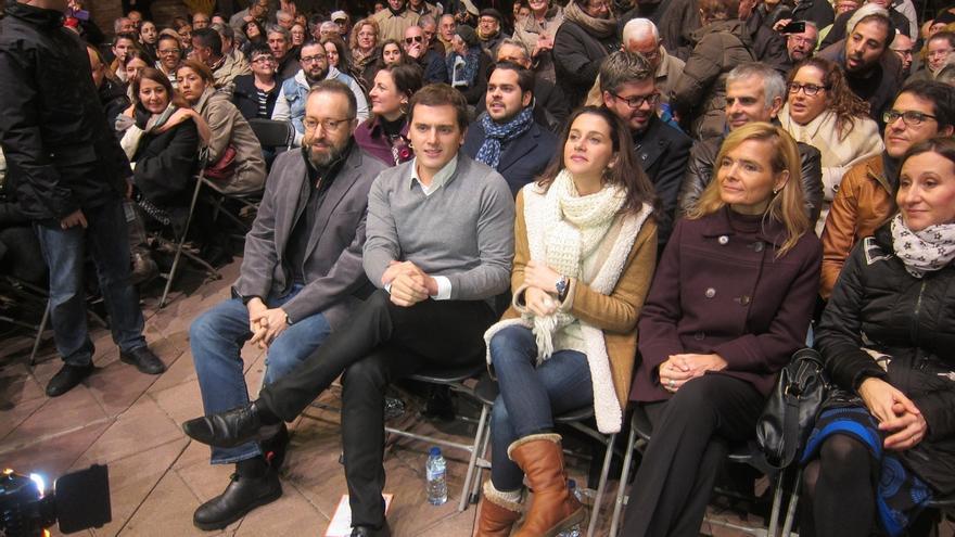 Rivera pide repetir los resultados del 27S en Cataluña y promete no pactar con partidos nacionalistas
