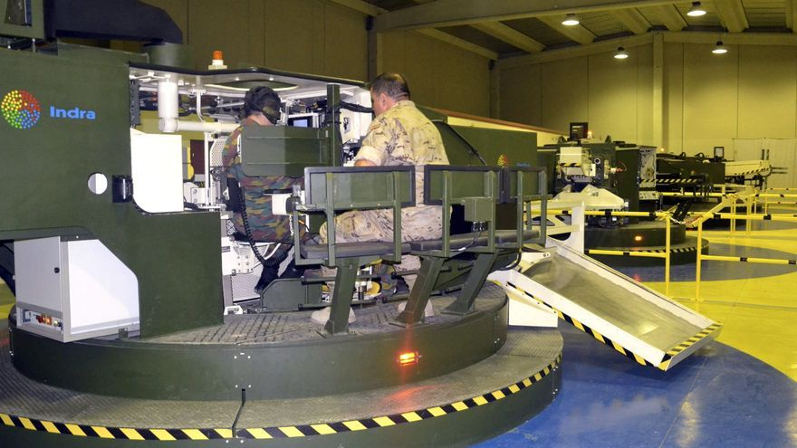 Expertos de 10 países conocen la tecnología para la instrucción en carros combate