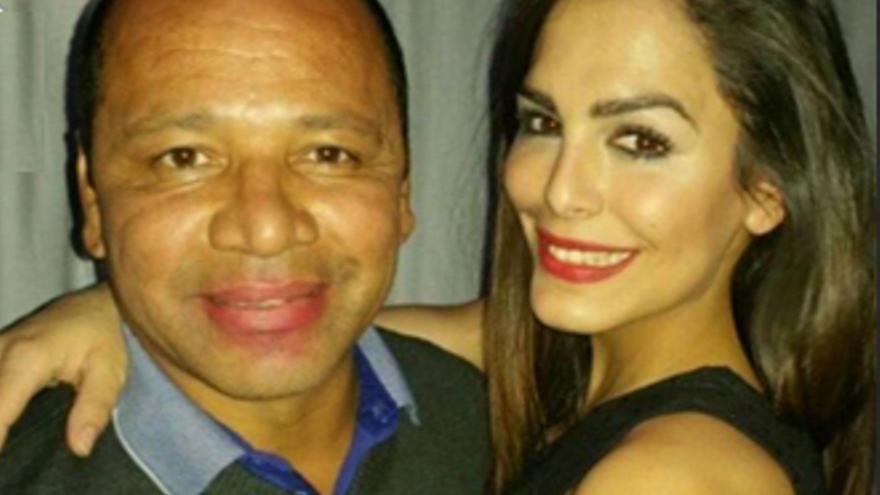 ¿El padre de Neymar con Amor de 'Gran Hermano'?