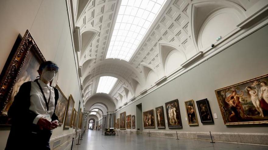 Agotadas las entradas para el primer fin de semana abierto del Museo del  Prado