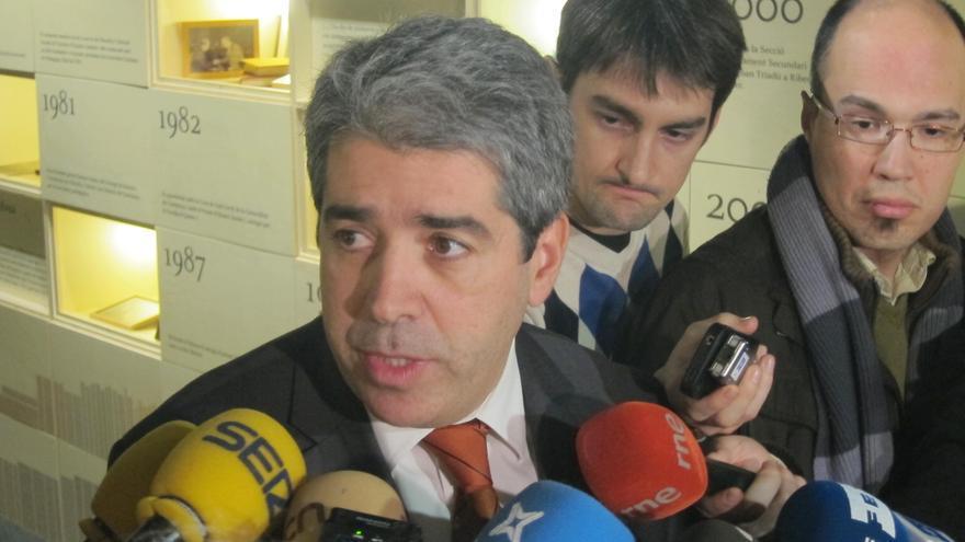 """El gobierno catalán """"intuye"""" que habrá acuerdo en la declaración de soberanía"""