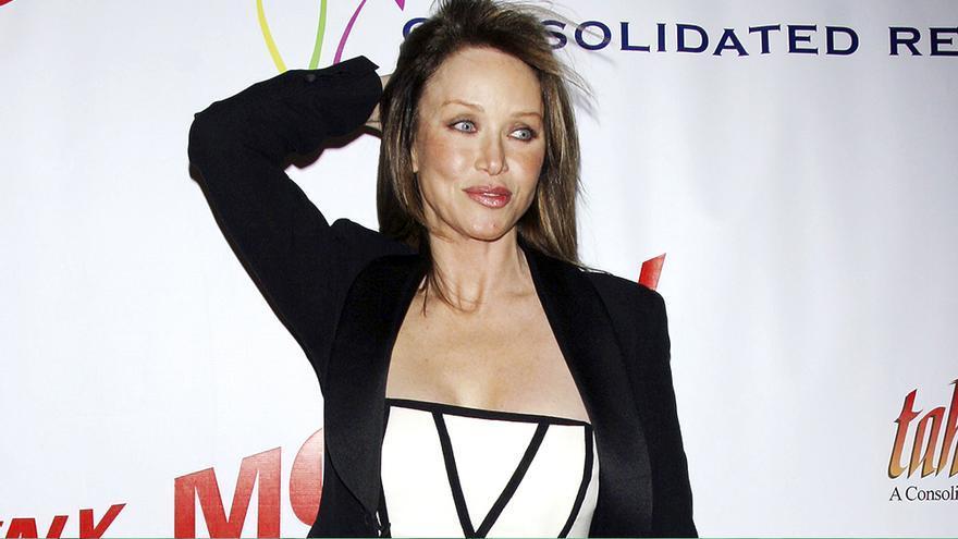 Tanya Roberts a mediados de los 2000
