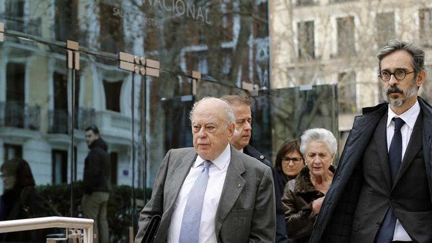 Jordi Pujol y su esposa, Marta Ferrusola, poseedores de varias cuentas en Andorra