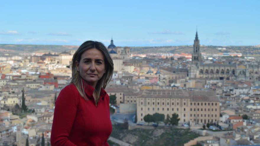 Milagros Tolón, candidata del PSOE a la Alcaldía de Toledo / Foto: Javier Robla