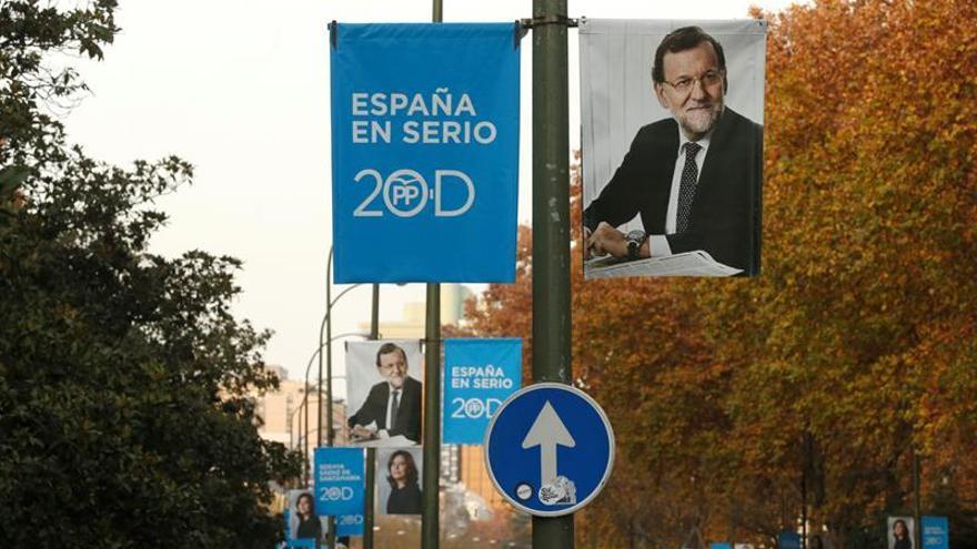El PP sigue liderando la intención de voto según sendas encuestas La Razón y ABC