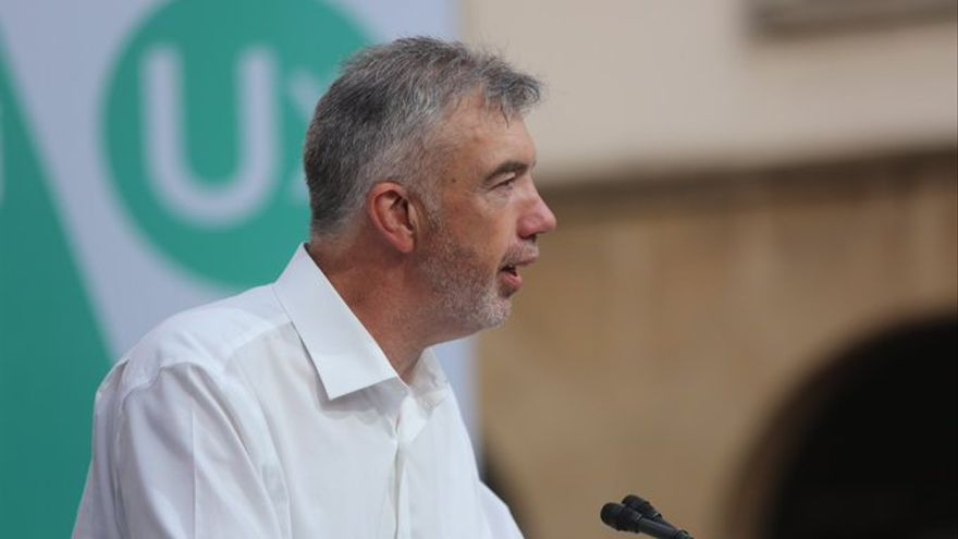 David Latxaga, parlamentario del PNV