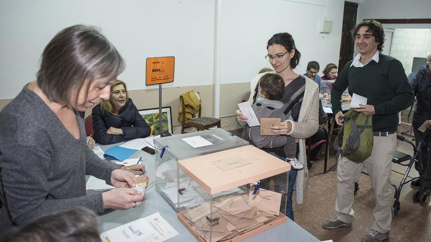 Cantabria es de nuevo una de las comunidades autónomas con mayor índice de participación.
