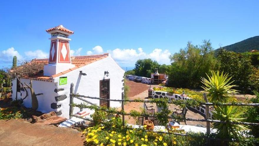 Casa de turismo rural en El Jaral (Garafía).