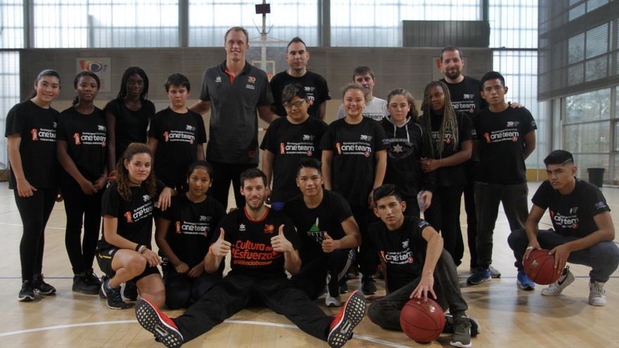Valencia Basket, nominat a millor projecte One Team de la temporada per Euroleague